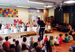 Workshop op school